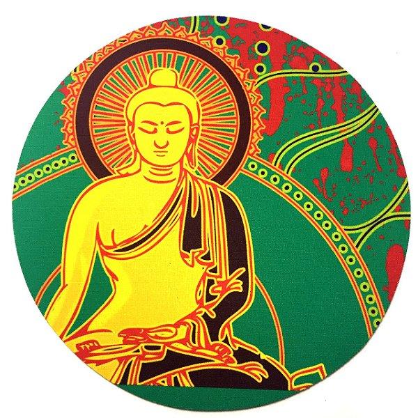Mouse Pad Buda Meditando