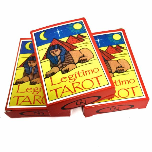 Tarot Legítimo 40 cartas