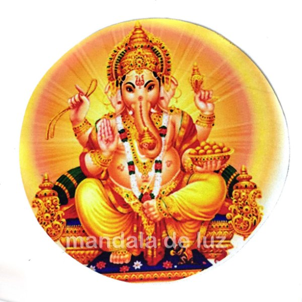 Mouse Pad de Ganesha