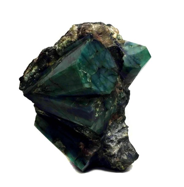 Pedra de Esmeralda Bruta 1kg