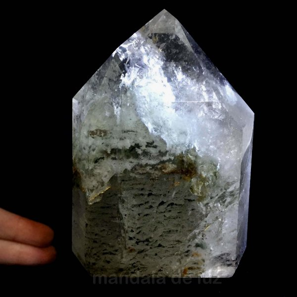 Ponta Grande de Cristal Xamânico 1,7kg