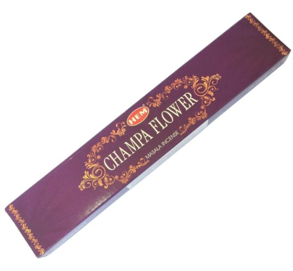 Incenso Champa Flower Hem Masala Incense