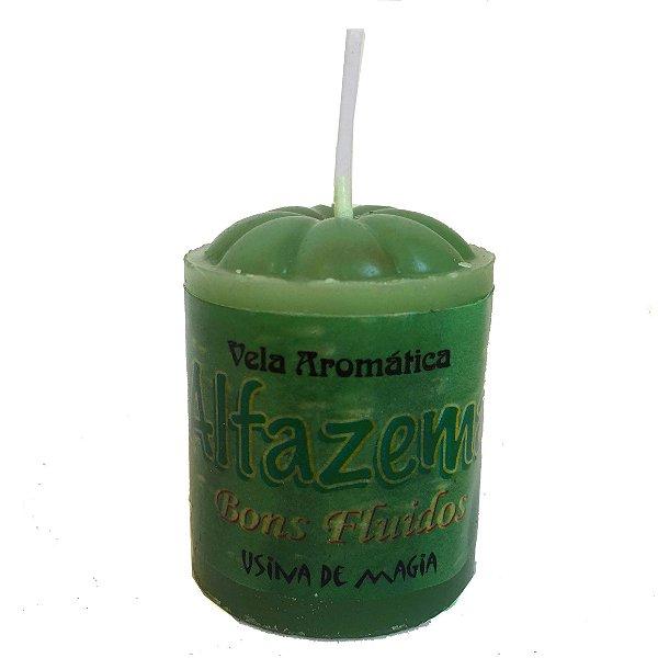 Vela Aromática Perfumada de Alfazema