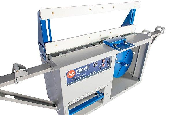 Coladeira de Bordas MINELLI H-4100 (Ideal para portas)