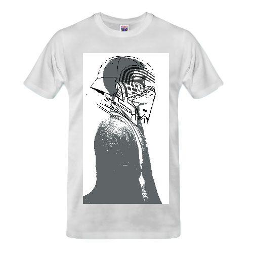 T-Shirt Geek - Geek trooper