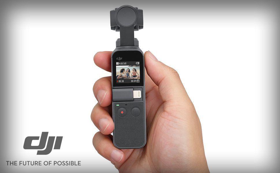 Dji Osmo Pocket 4K