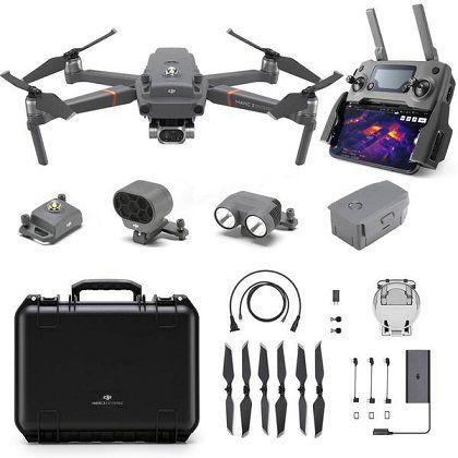 Drone Dji Mavic 2 Enterprise Dual Thermal Câmera