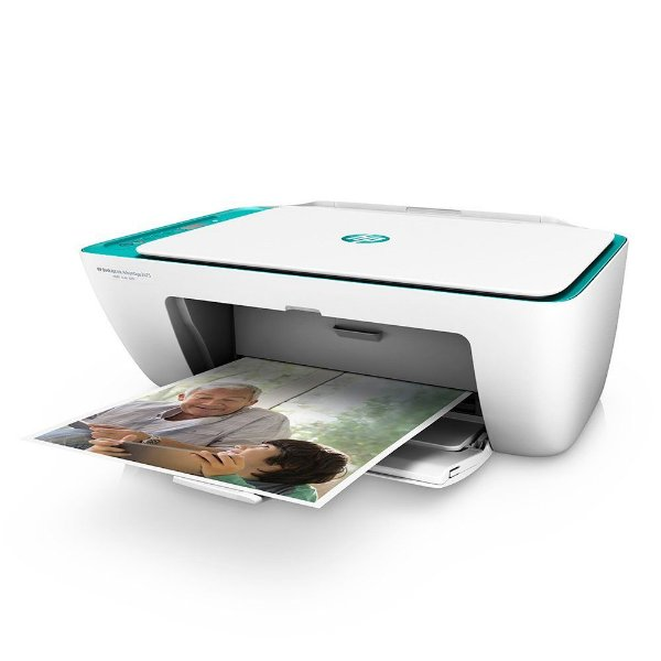 Impressora Multifuncional Jato Tinta HP 2676 WI-FI