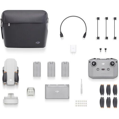 Drone DJI Mavic Mini 2 Fly More Combo - Homologado  Anatel