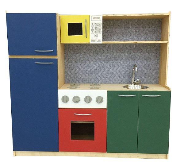 Cozinha Infantil Completa