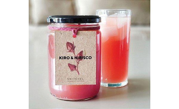 Kiro & Hibisco • 2 Unidades