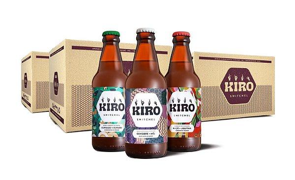 Kiro 3 sabores - 36 unidades