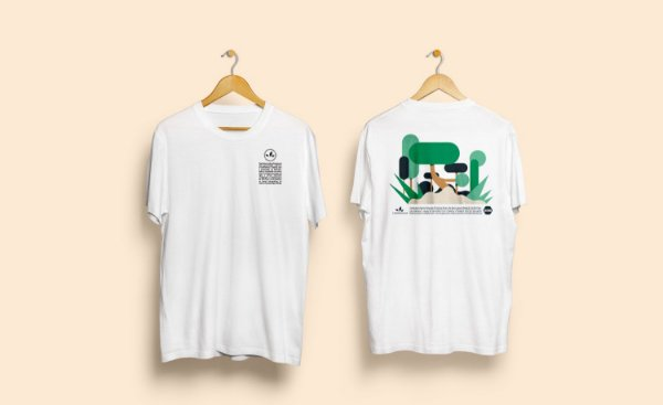 Camiseta Kiro + Cooperapas