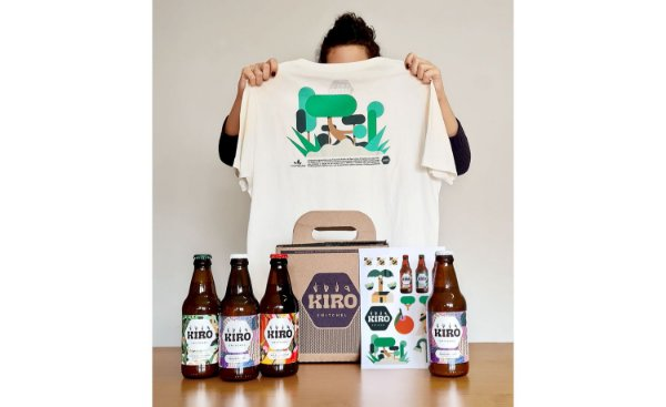 Kit Kiro + Camiseta