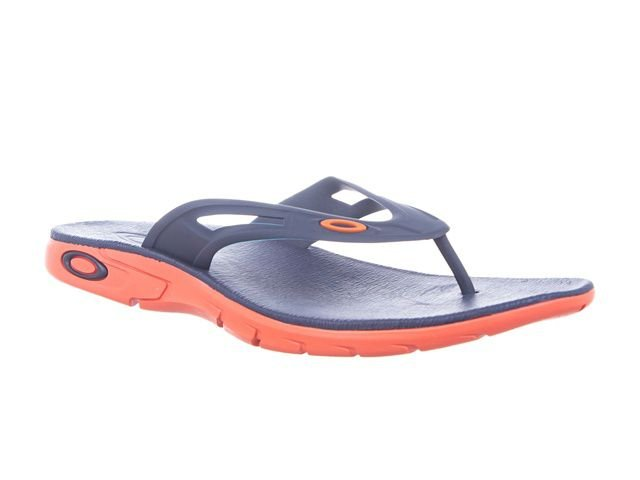 Chinelo Oakley Rest 2.0 Coral Glow  - 10193BR-823