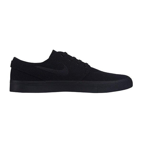 Tênis Nike SB Zoom Janoski Cnvs Rm Preto/Preto