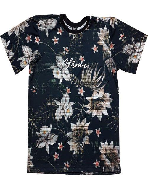 Camiseta Chronic Floral 33