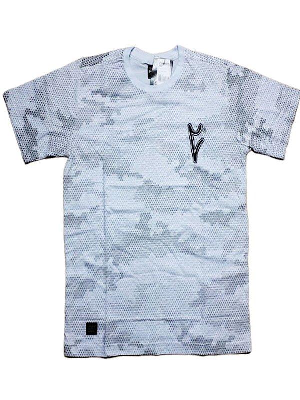 Camiseta Chronic Camouflaged white