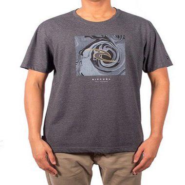 Camiseta Rip Curl Icon Box - CTE0983