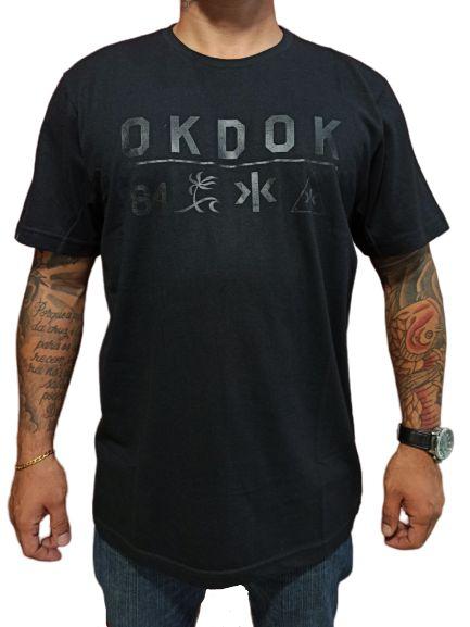 Camiseta Okdok Classic Logo Grande