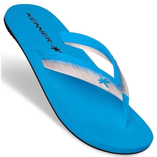 Chinelo Kenner Acqua Glass Masculina THP-04 - Azul