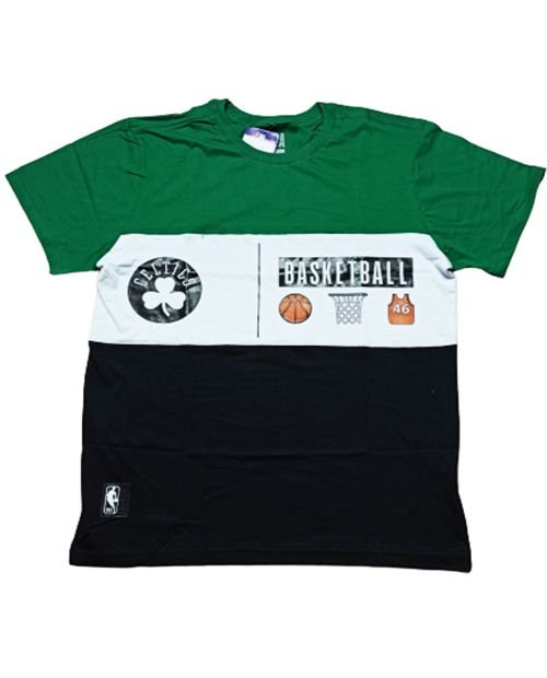 Camiseta NBA Especial Celtics Basketball - N035a