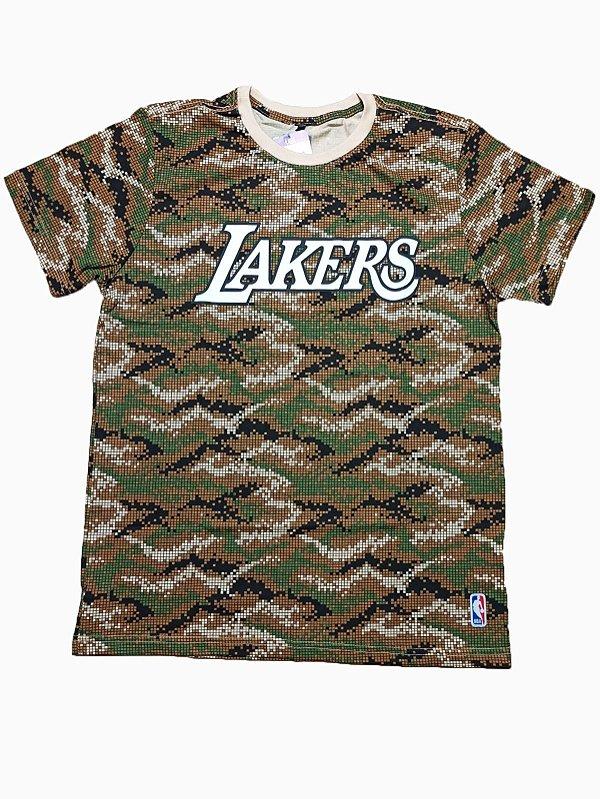 Camiseta Lakers NBA Especial - N030A