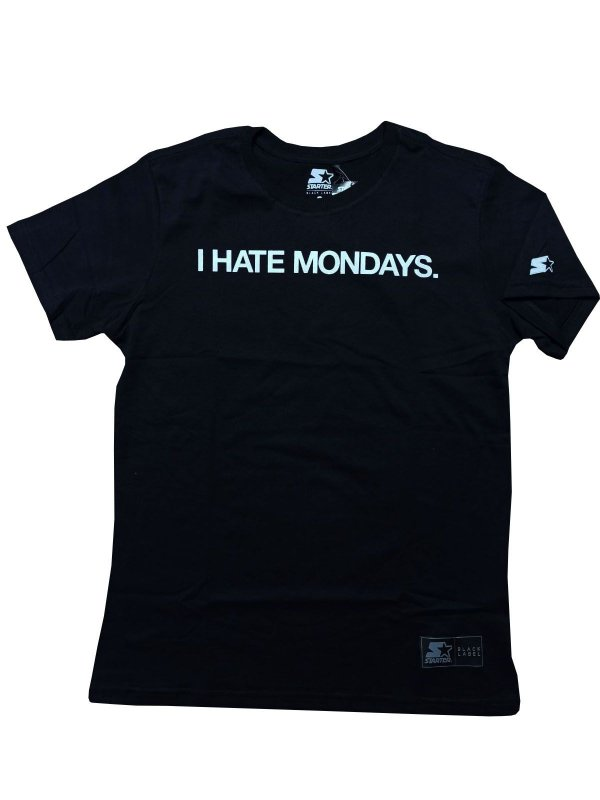 Camiseta Starter I Hate Monday - T051A