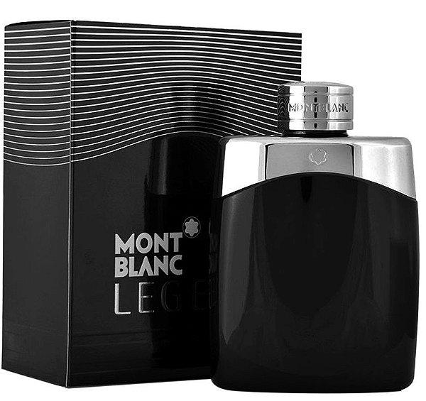 Legend pour homme Mont Blanc Eau de Toilette - Perfume Masculino