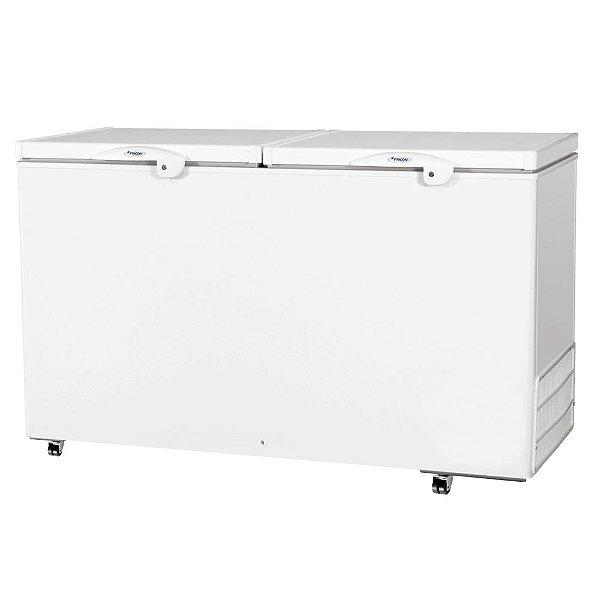 Freezer Horizontal de 503L com 2 Tampas Cegas Fricon HCED 503 C
