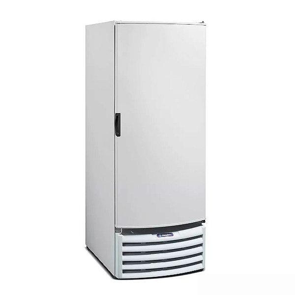 Freezer Vertical de 539L com 1 Porta Cega Metalfrio VF56