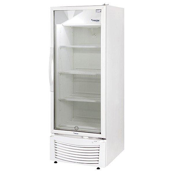 Refrigerador Vertical com Porta de Vidro Frost Free de 501L Fricon VCFM 501 V