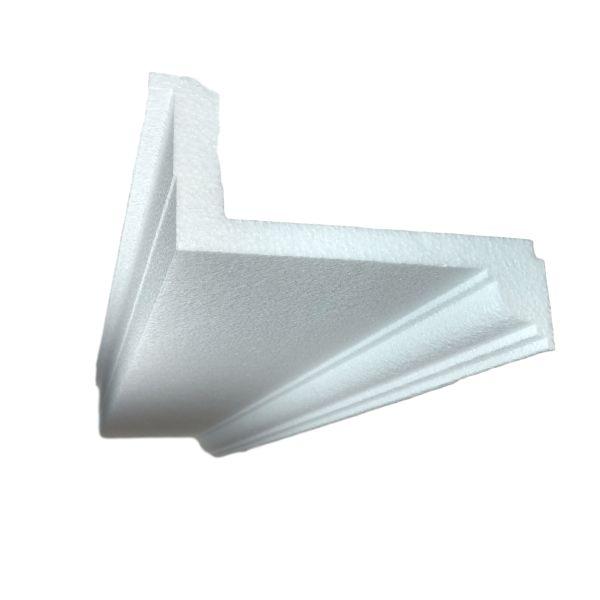 Sanca de Isopor EPS - S02 com uma camada PVA ( valor por metro)
