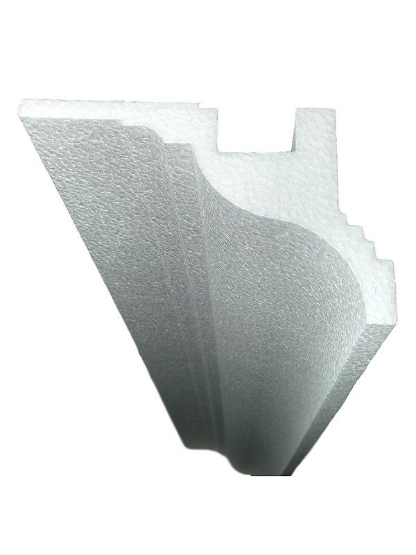 Sanca de isopor EPS - L03 ( valor por metro)