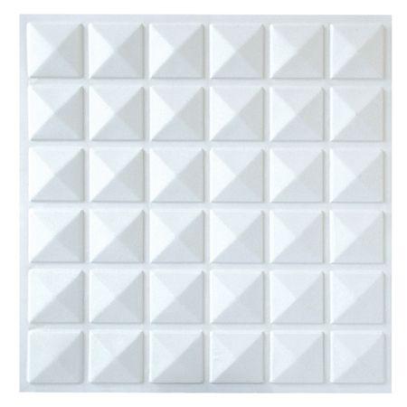 Placas De Pvc 3d 50cm X 50cm Vieva (valor por unidade)