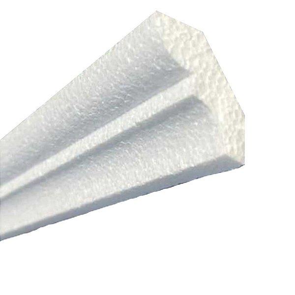 Moldura RodaTeto Isopor Modelo m01 - 50mm de face ( valor por metro Barras de 60cm cada)