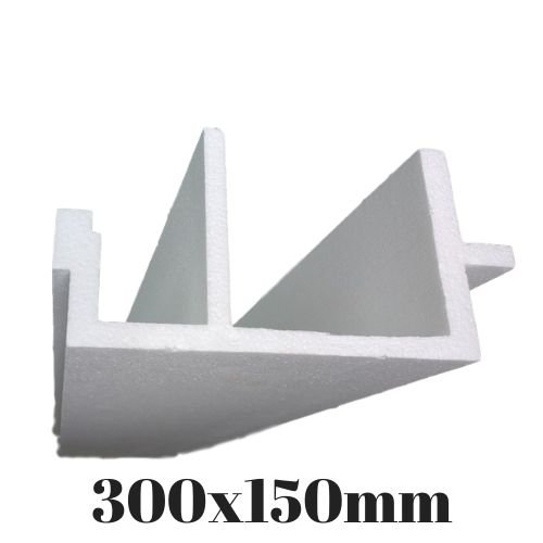Sanca de Isopor EPS - FL02 ( valor por metro)