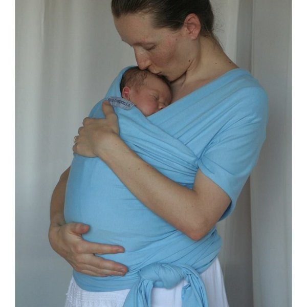 Wrap Sling - Carregador de bebe