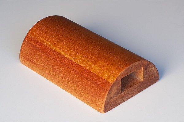 Travesseiro de Madeira Japonês - Unibiotica - Madeira de Cedro
