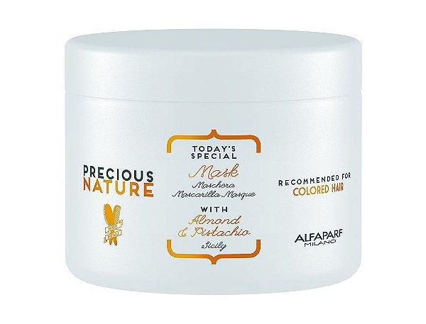AlfaParf Precious Nature Colored Hair Mask - Máscara 500ml
