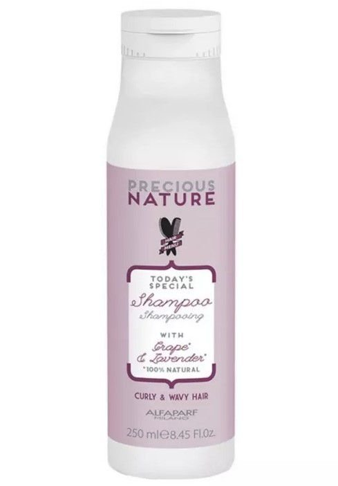 AlfaParf Precious Nature Curly & Wavy Hair - Shampoo 250ml