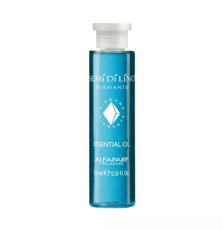AlfaParf Semi di Lino Diamante Illuminating Essential Oil - Ampola de Tratamento 15ml