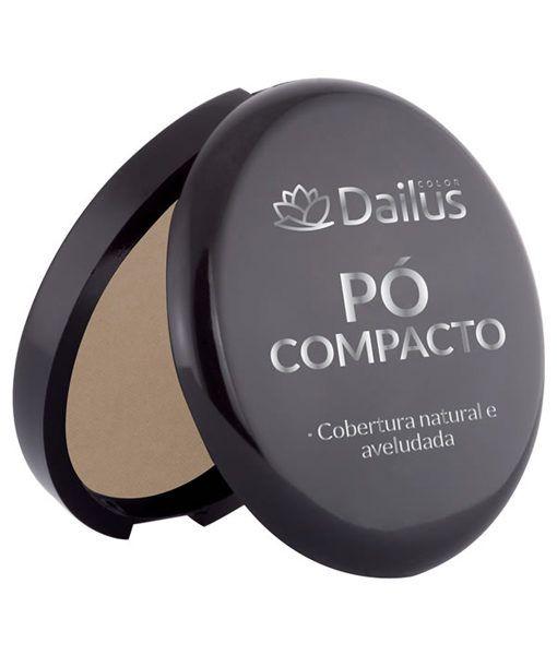 Dailus Color Pó Compacto 06 (Rose)