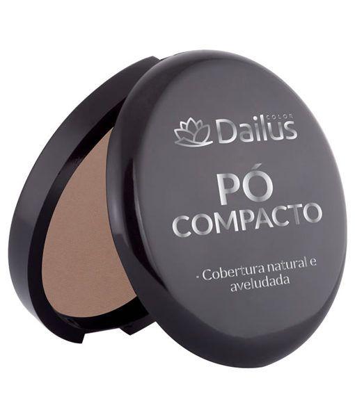 Dailus Color Pó Compacto 18 (Creme)