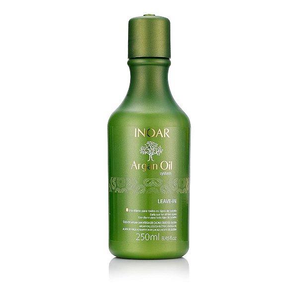 Inoar Argan Oil - Leave-in Hidratante 250ml