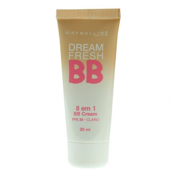 Maybelline Dream Fresh 8 em 1 FPS 30 Claro, BB Cream 30ml