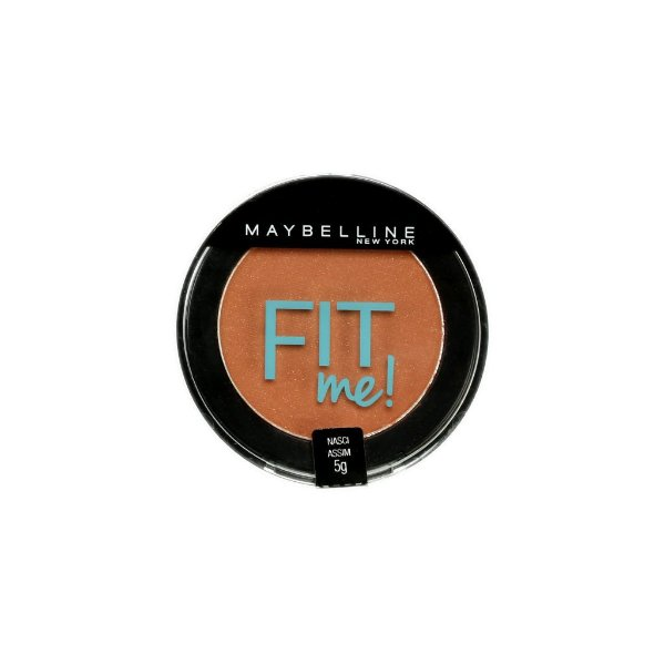 Maybelline Fit Me! Blush Cor:03 Nasci Assim