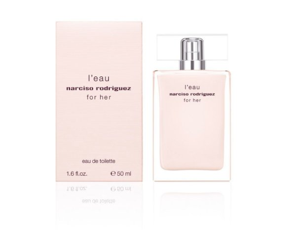Narciso Rodriguez For Her Eau de Parfum - Perfume Toilette 50ml