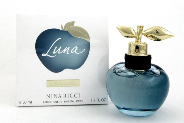 Nina Ricci Luna Eau de Toilette - Perfume Feminino 50ml