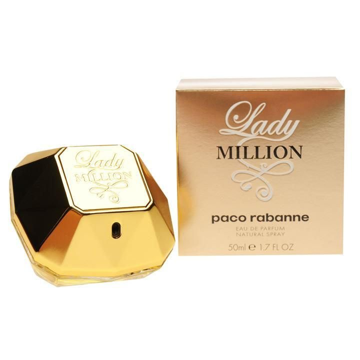 Paco Rabanne Lady Million Eau de Parfum - Perfume Feminino 50ml